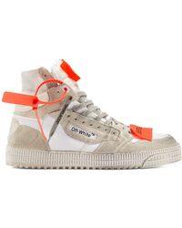 b48d08317d8cdd Off-White c/o Virgil Abloh Off Court High-top Sneakers for Men - Lyst