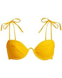 Araks - Myriam Curved Underwire Bikini Top - Lyst