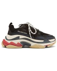 Balenciaga - Triple S Low-top Trainers - Lyst