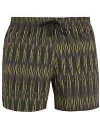 Danward - Tie-dye Print Swimshorts - Lyst