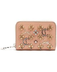 Christian Louboutin - Panettone Loubisky Leather Coin Purse - Lyst