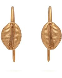 Isabel Marant - Strass Crystal-embellished Cascade Earrings - Lyst