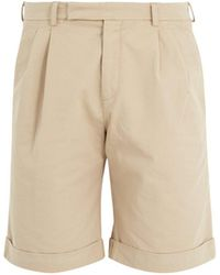 JW Anderson - Mid Rise Tailored Shorts - Lyst