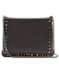 Christian Louboutin - Triloubi Large Leather Cross-body Bag - Lyst
