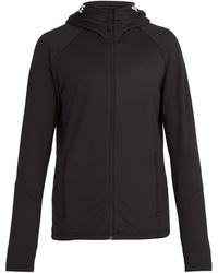 Peak Performance - Rider Zip Through Hooded Sweatshirt - Lyst