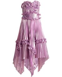 Zandra Rhodes - Archive Ii The 1977 Sunray Gown - Lyst