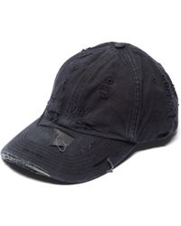 f6efd9fb Vetements - X Reebok Weekday Sunday Embroidered Baseball Cap - Lyst