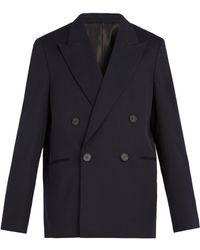 Wooyoungmi - Jet Wool Suit Jacket - Lyst