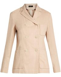 Isabel Marant - Nessa Double-breasted Jacket - Lyst