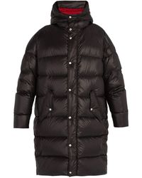 Valentino - Oversized Quilted Down Coat - Lyst