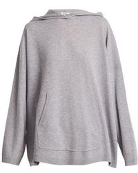Acne Studios - Hooded Wool Sweater - Lyst
