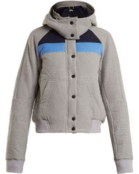 LNDR - Winter Breaker Quilted Performance Jacket - Lyst