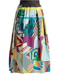 Mary Katrantzou - Bowles Skirt - Lyst