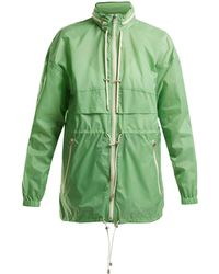 Étoile Isabel Marant - Cranden Shell Hooded Jacket - Lyst