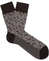 Falke - Sensitive Ercolano Cotton-blend Socks - Lyst