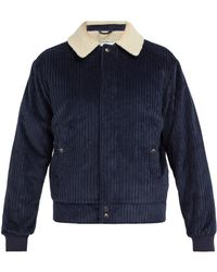 Éditions MR - Laurent Corduroy Jacket - Lyst