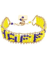 Rosantica By Michela Panero - Happy Beaded Bracelet - Lyst