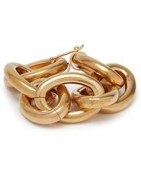 Marni - Oversized Chain Link Bracelet - Lyst