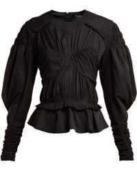 Isabel Marant - Ullo Ruched Top - Lyst