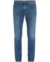 Acne Studios - North Slim-fit Stretch-cotton Jeans - Lyst