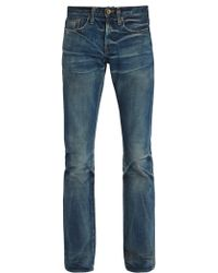 PRPS - Demon Straight-leg Jeans - Lyst