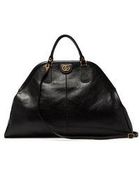Gucci - Re(belle) Large Top-handle Leather Tote - Lyst