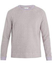 Fanmail - - Sweat-shirt en coton polaire Sherpa - Lyst