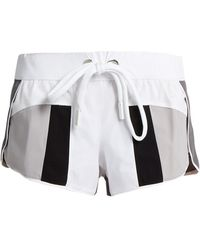 NO KA 'OI - Honi Colour-block Performance Shorts - Lyst