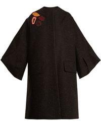 ROKSANDA - Rimini Origami-sleeved Embellished Coat - Lyst