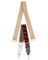 Fendi - Strap You Whipstitched-ribbon Short Bag Strap - Lyst