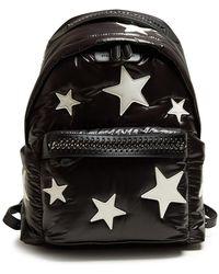 Stella McCartney - Falabella Go Padded Eco Nylon Backpack - Lyst
