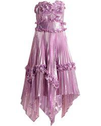 Zandra Rhodes - Archive Ii The 1977 Sunray Gown - Lyst