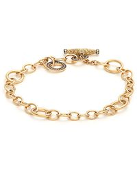 Annoushka - X Vampire's Wife Diamond & Yellow-gold Bracelet - Lyst
