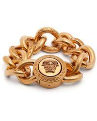 Versace | Medusa Chunky Bracelet | Lyst