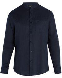 Onia - Eddy Linen Shirt - Lyst