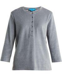 M.i.h Jeans - Ashley Cotton Blend Top - Lyst