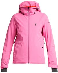Peak Performance - Anima Hooded Ski Jacket - Lyst