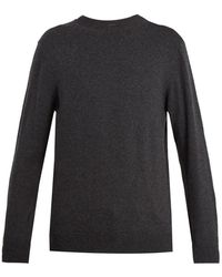 Isabel Marant - Elmy Crew-neck Cotton-blend Jumper - Lyst