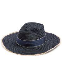 Filù Hats - Chapeau en chanvre Batu Tara - Lyst