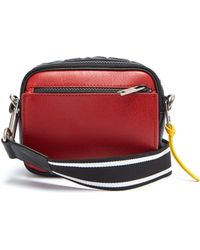 Givenchy - Mc3 Leather Cross Body Bag - Lyst
