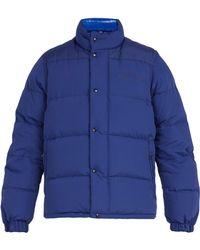 Burberry - Hillcross Detachable Sleeve Padded Jacket - Lyst