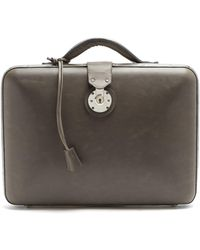 Passavant and Lee - Zero Edition Leather Briefcase - Lyst