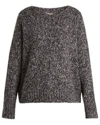 Vince - Chunky Wool And Cashmere-blend Knit Jumper - Lyst
