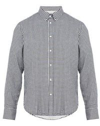Rag & Bone - Fit 2 Tomlin Gingham Cotton-flannel Shirt - Lyst