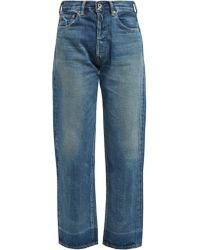 Chimala - Faded Straight Leg Jeans - Lyst