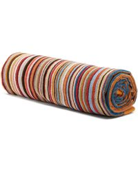 Paul Smith Signature Stripe Cotton Terry Beach Towel - Multicolour