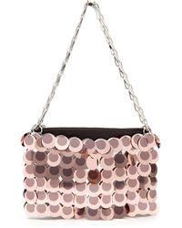 Paco Rabanne - Sparkle 1969 Embellished Shoulder Bag - Lyst