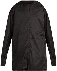 Rick Owens - Double-layer Sweatshirt - Lyst