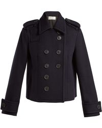 Wales Bonner - Double-breasted Wool Jacket - Lyst