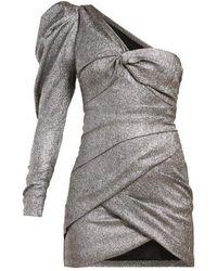 Isabel Marant - Lexine One-shoulder Dress - Lyst